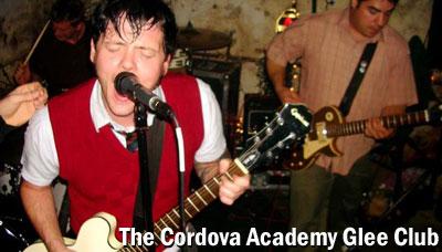 The Cordova Academy Glee Club